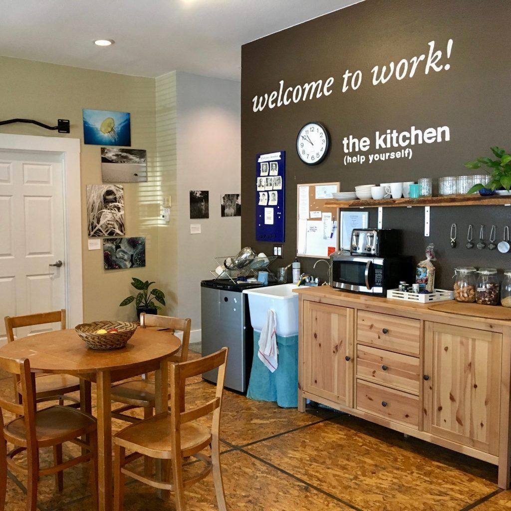 Workspace-kitchen