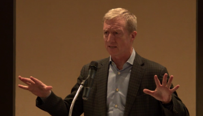 Tom Steyer SEC Marin