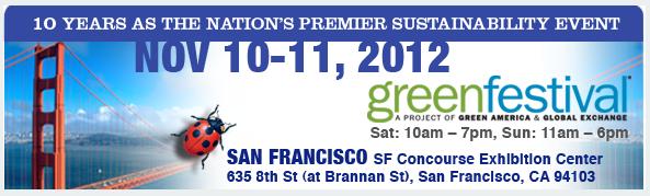 Green Festival SF