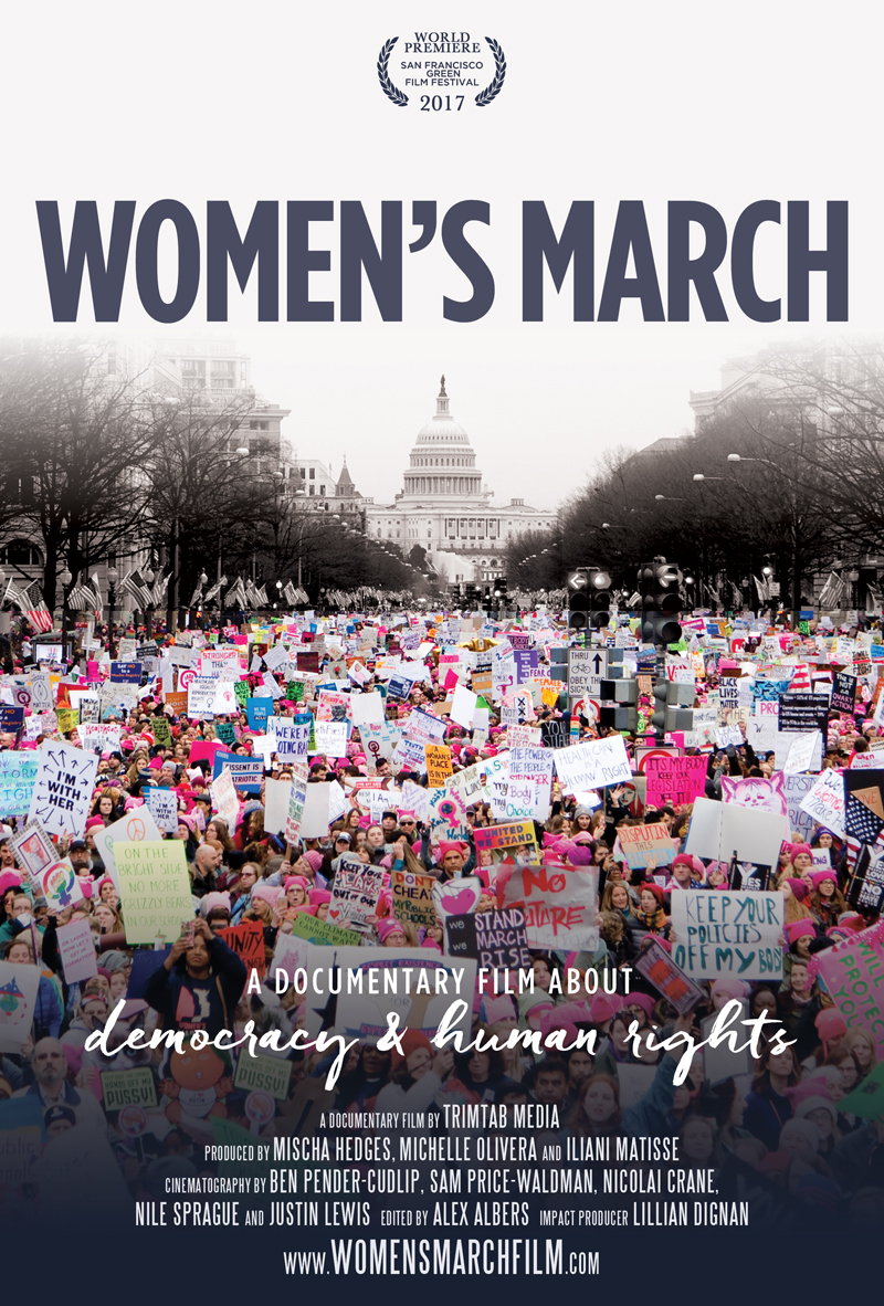 Women's March Film